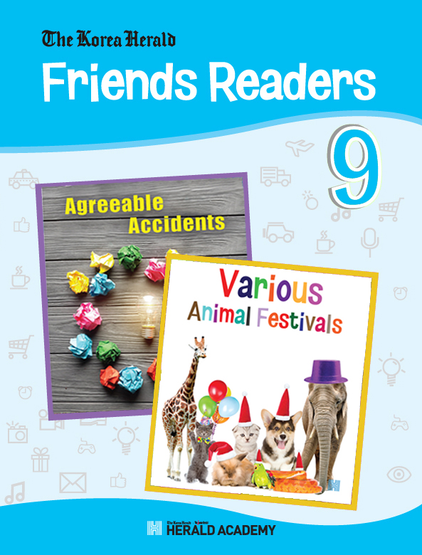 Friends Readers 9