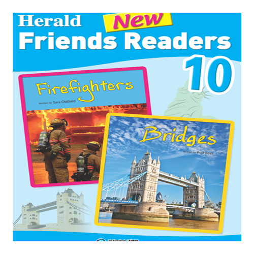 NEW Friends Readers 10