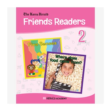 Friends Readers 2