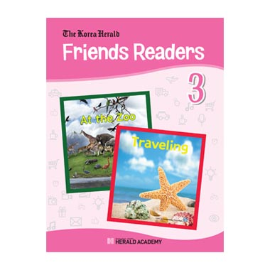 Friends Readers 3