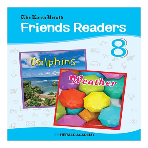 Friends Readers 8