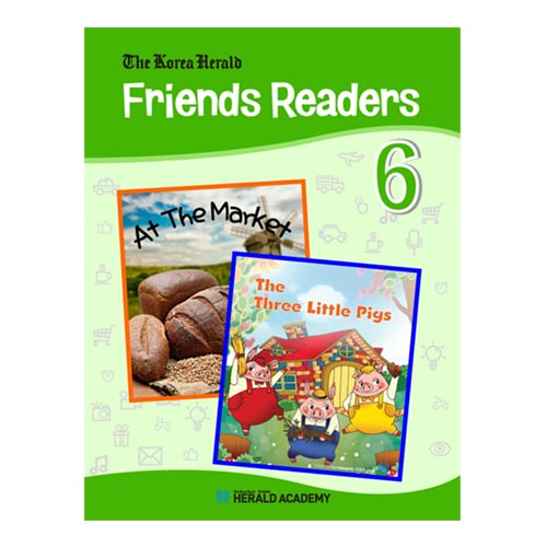 Friends Readers 6