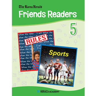 Friends Readers 5